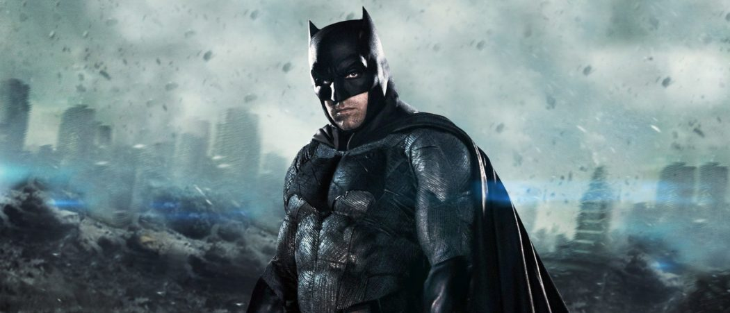Justice League's Ben Affleck Casts Doubt Over His Batman Future