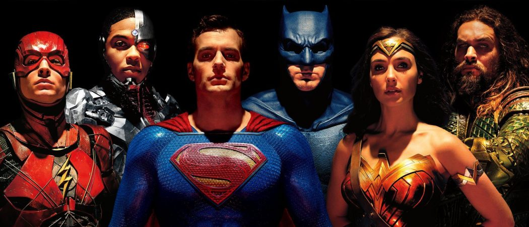 Justice League's New Poster Finally Adds Superman Into The Mix 1