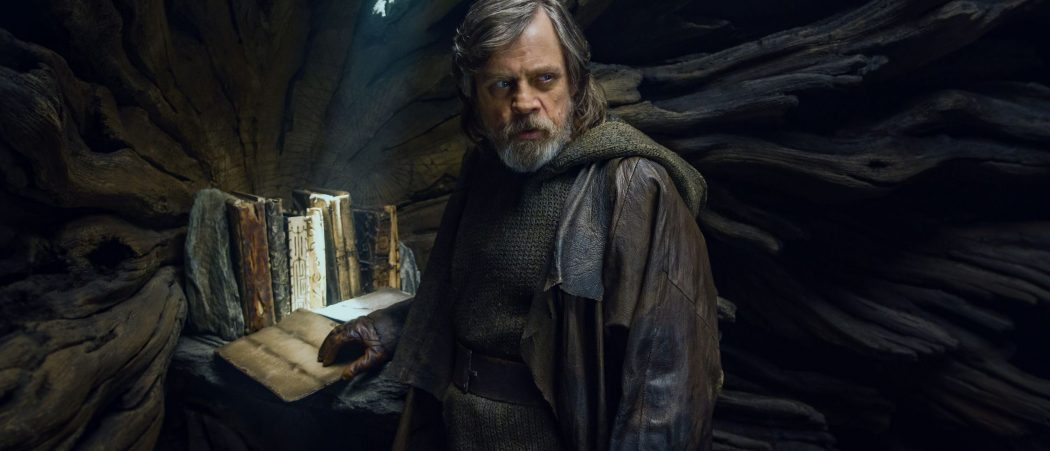 Mark Hamill Addresses Whether Luke Skywalker's Has Turned To The Dark Side In Star Wars: The Last Jedi