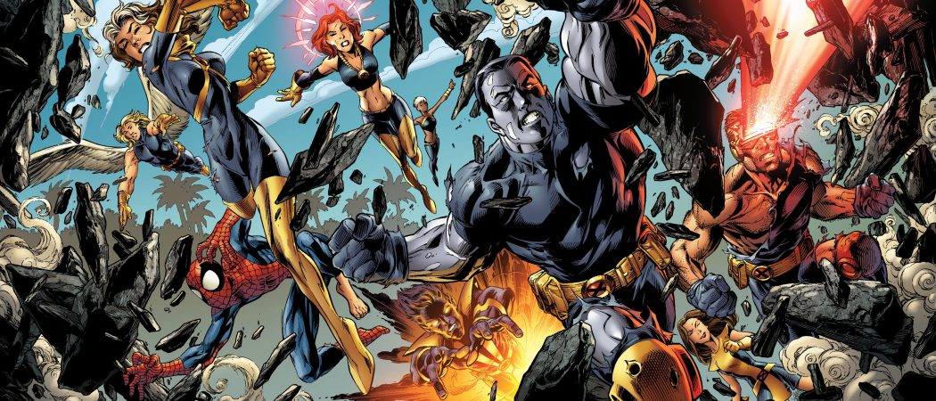 Sony Pictures Is Interested In Buying Fox Which Means We Could See The X-Men Crossover With Spider-Man Characters