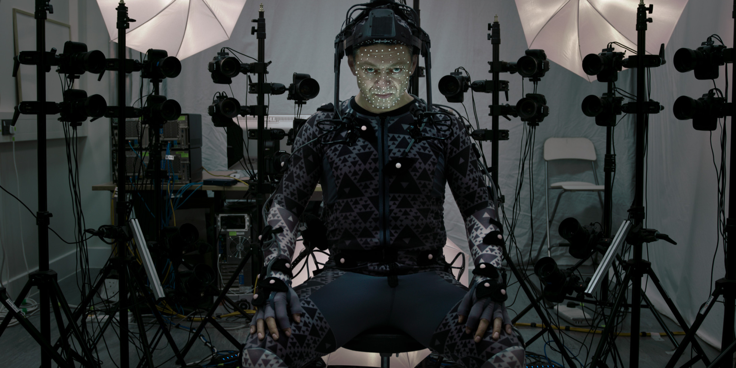 Star Wars: The Last Jedi's Andy Serkis Dishes More Details On Supreme Leader Snoke
