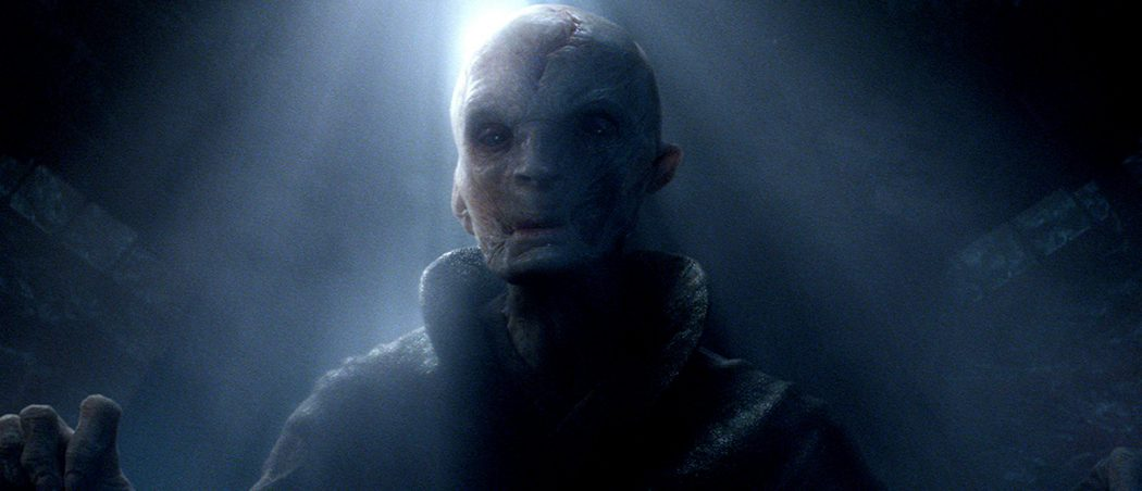 Star Wars: The Last Jedi's Andy Serkis Dishes More Details On Supreme Leader Snoke 2