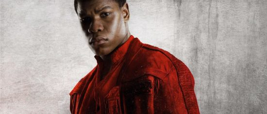 Star Wars: The Last Jedi's Latest TV Spot Features More Of John Boyega's Finn