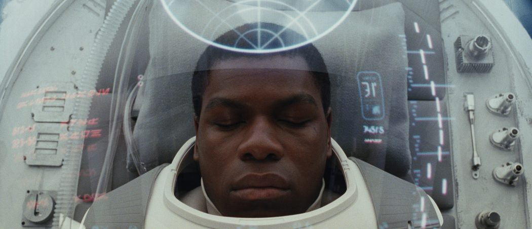 Star Wars: The Last Jedi's New TV Spot Shows Finn Waking Up After His Battle With Kylo Ren