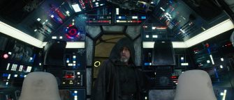 Star Wars: The Last Jedi's New TV Spot Shows Luke Skywalker Stepping Into The Millennium Falcon