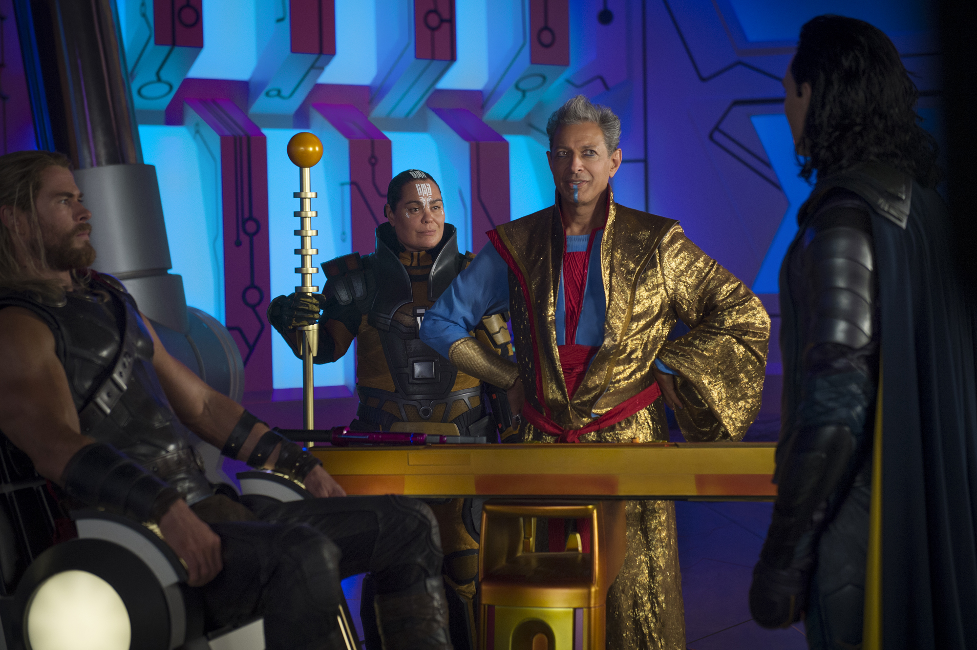 Taika Waititi Talks Of An Alternative Post-Credits Scene For Thor: Ragnarok