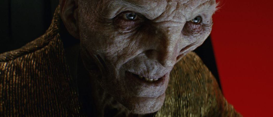 Take A Closer Look At Star Wars: The Last Jedi's Supreme Leader Snoke In This New Image 1