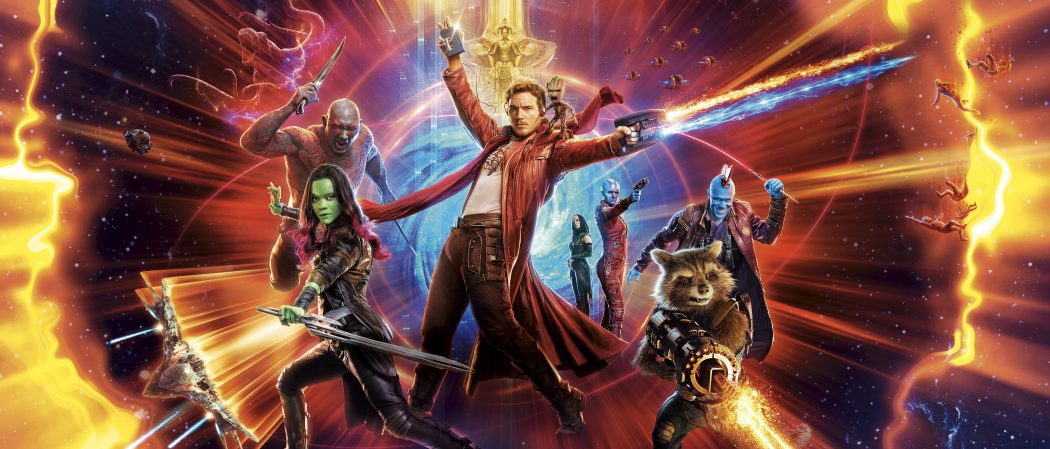 It looks like Guardians of the Galaxy Vol. 3 i going to wrap up the trilogy