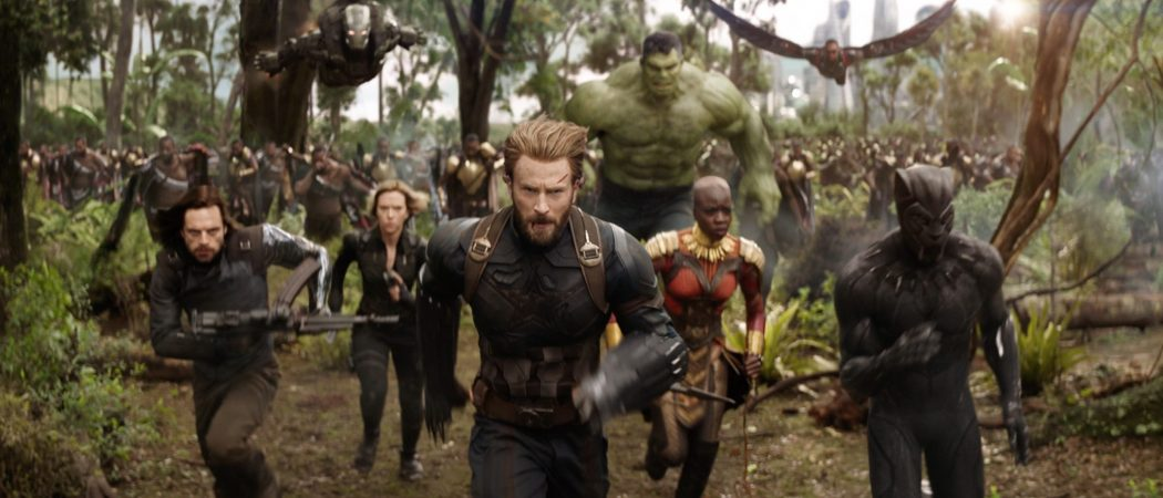 Avengers: Infinity War's Trailer Is Now The Most Viewed Of All Time