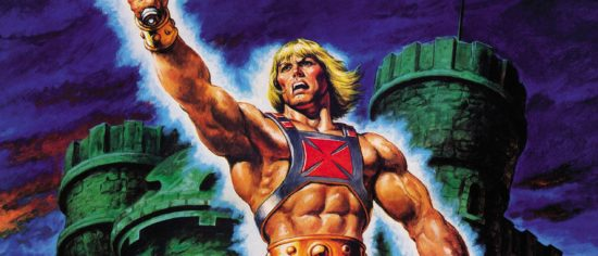 David S. Goyer Is In Talks To Direct The Masters Of The Universe Reboot