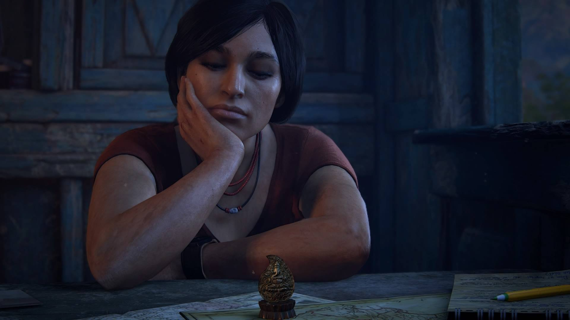 Here S Why Uncharted The Lost Legacy Is One Of Our Favourite Games Of 2017 Small Screen