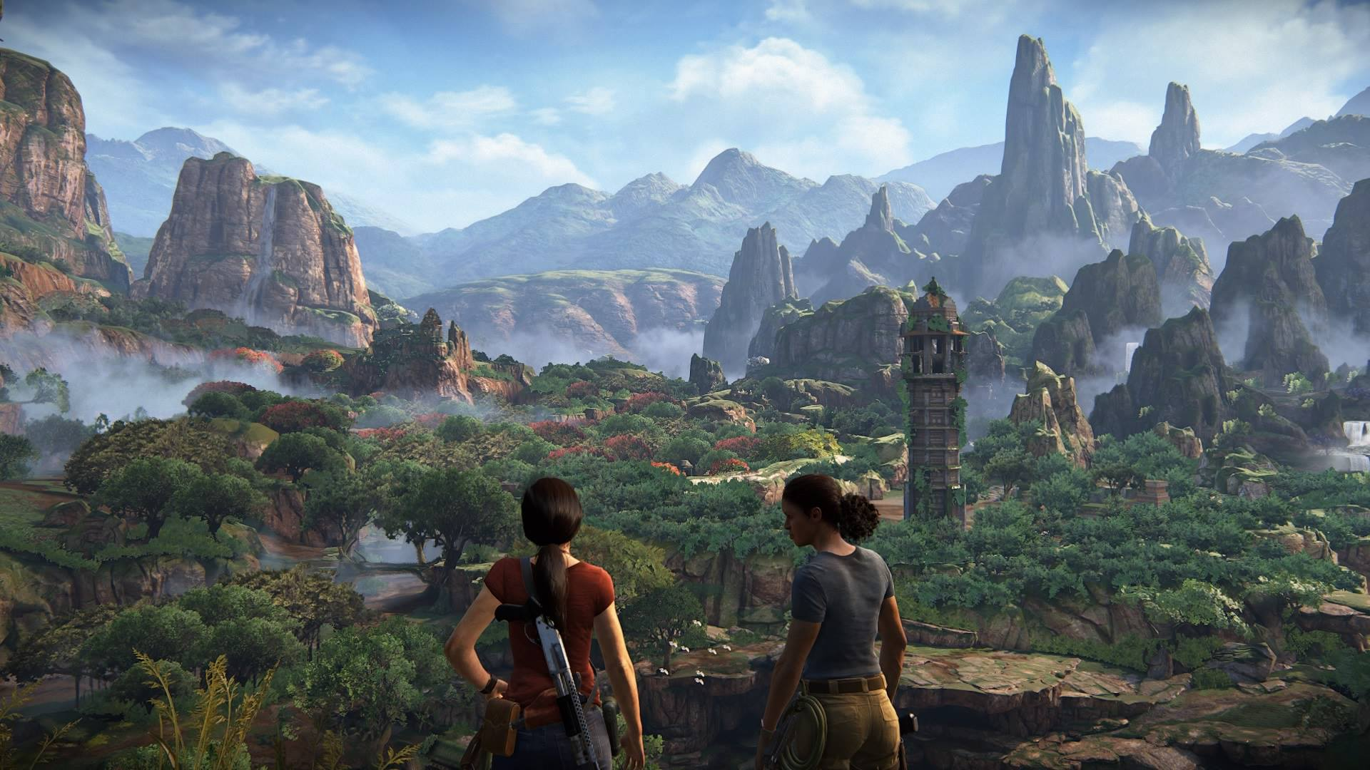Here's Why Uncharted: The Lost Legacy Is One Of Our Favourite Games Of 2017 2
