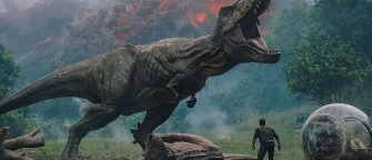 Jurassic World: Fallen Kingdom's First Official Trailer Has Arrived