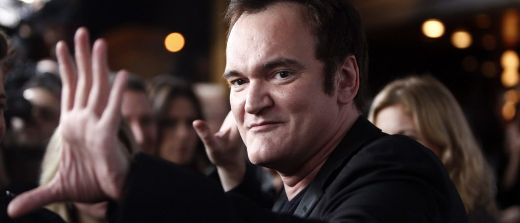 Quentin Tarantino's Star Trek Movie Script Will Be Written By The Revenant's Mark L. Smith