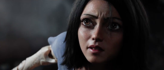 An Alita: Battle Angel Prequel TV Show Might Be Coming To Disney Plus