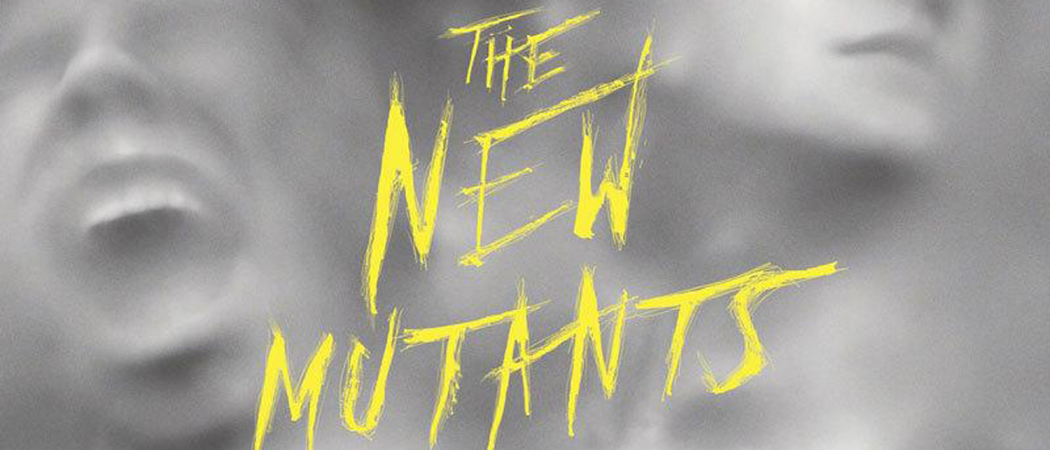 The New Mutants' New Poster Harkens Back To Classic Horror Movies 1