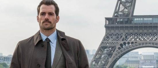 Henry Cavill's Sporting That Infamous Moustache In This New Image From Mission: Impossible – Fallout