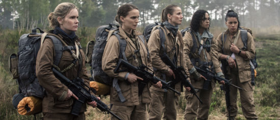 Annihilation's New Featurette Shows Some Genuinely Creepy New Footage