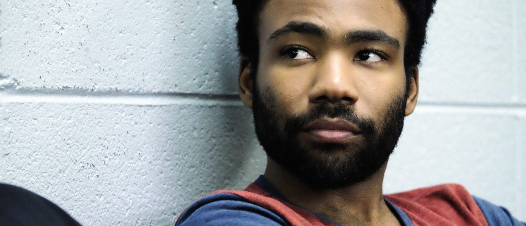 Donald Glover Solo A Star Wars Story