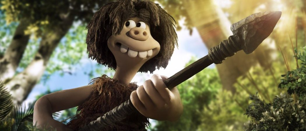 Aardman is back with Early Man