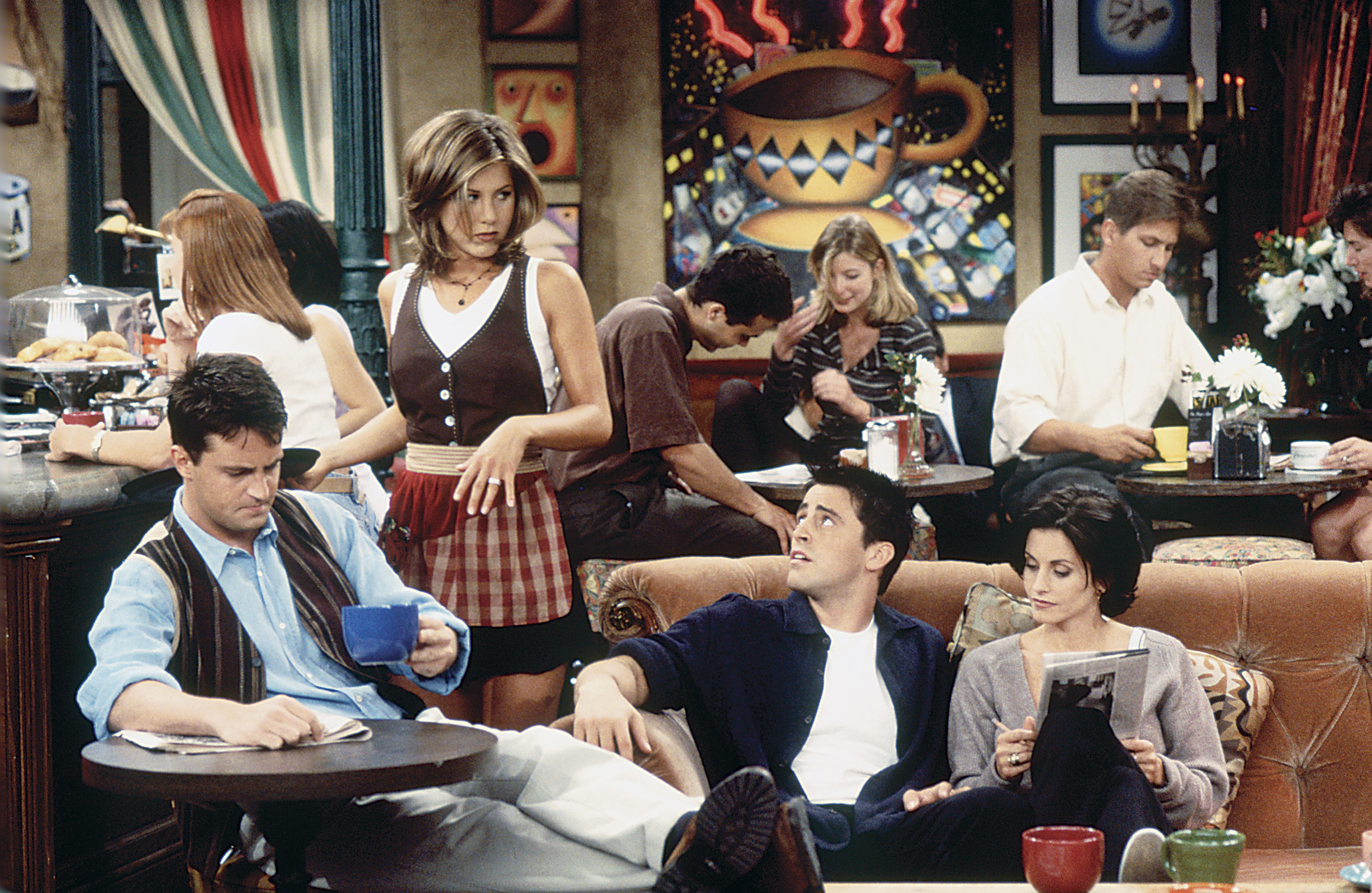 Could a Friends reunion movie be anymore pointless!?