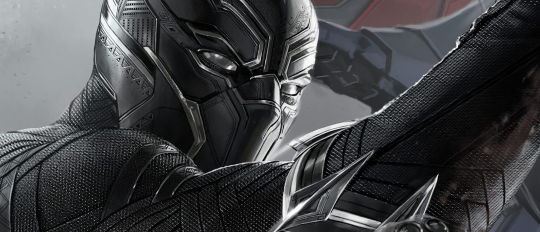 Black Panther Marvel Movie Captain America: Civil War