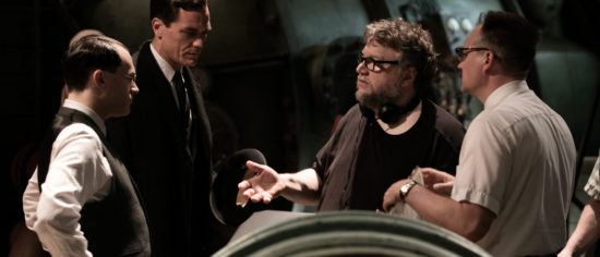 Guillermo Del Toro's The Shape Of Water Leads The Academy Awards With 13 Nominations