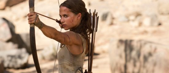 Alicia Vikander's Lara Croft Is A Survivor In The New Tomb Raider Trailer