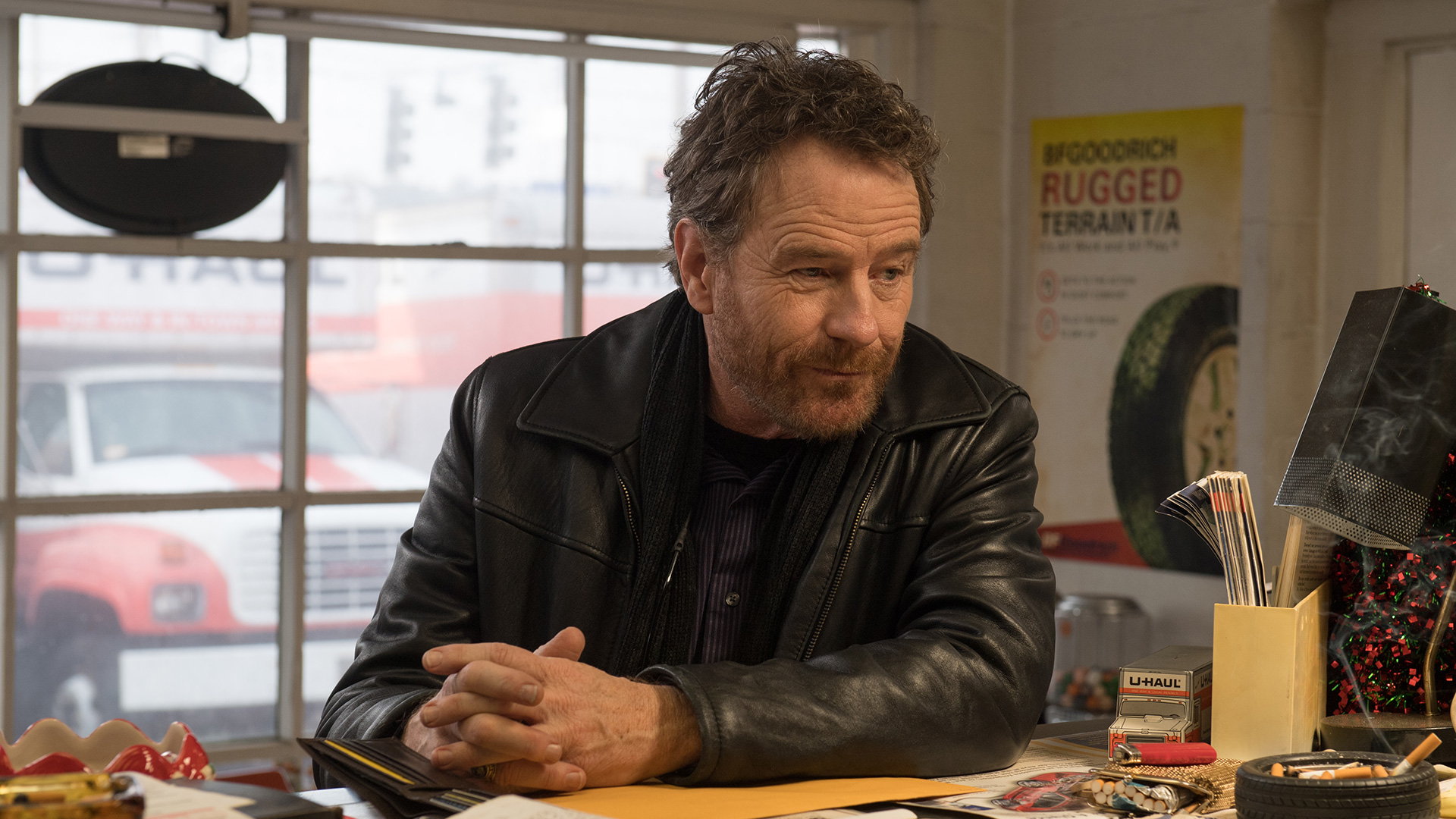 Bryan Cranston as Sal in Last Flag Flying