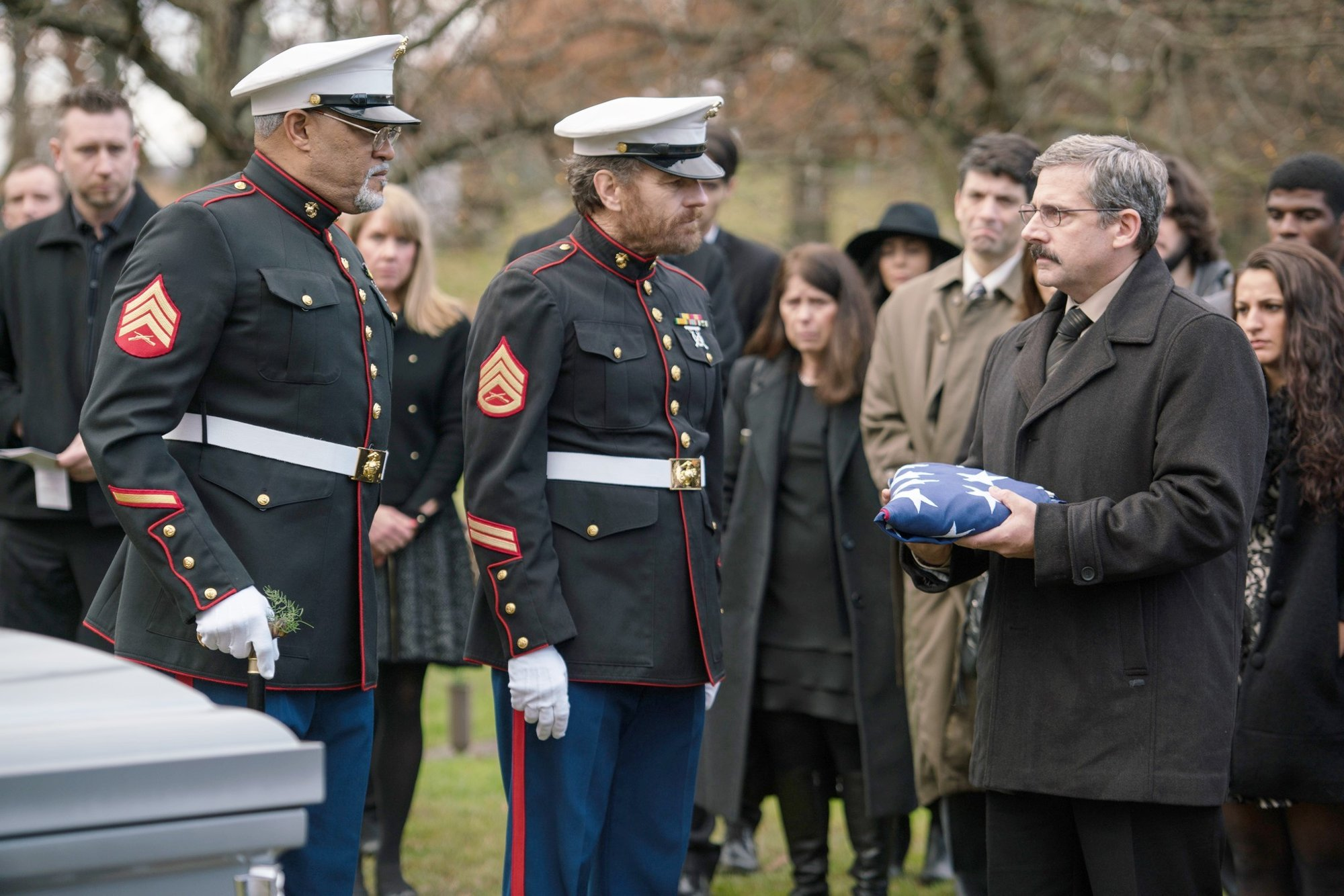 Richard Linklaters Last Flag Flying perfectly balances sadness and levity