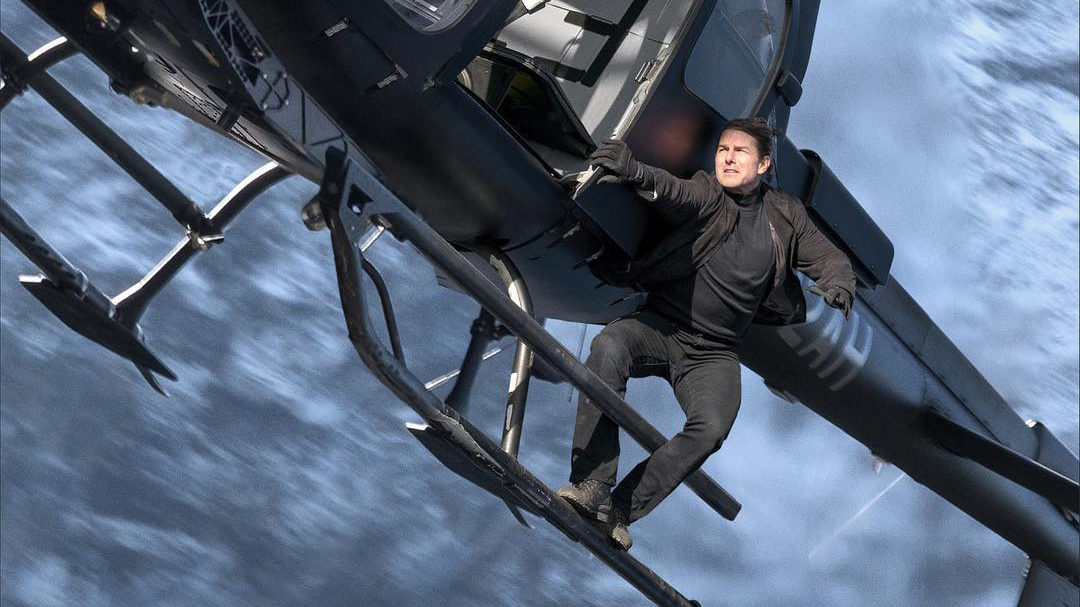 Paramount Tom Cruise Mission Impossible Fallout