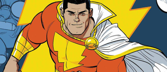 David F. Sandberg's Shazam! Movie Has Officially Started Production