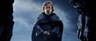 Mark Hamill Says That Star Wars: The Last Jedi's Luke Skywalker Isn't His Luke