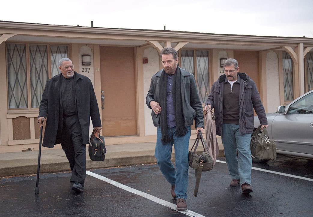 Three old friends come together again in Last Flag Flying