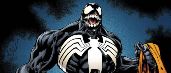 Tom Hardy Has Wrapped Filming On Sony's Upcoming Venom Movie