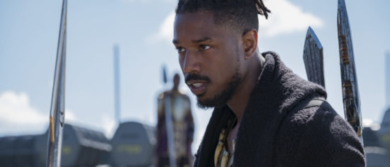 Michael B. Jordan Rumoured To Be Returning For Black Panther 2