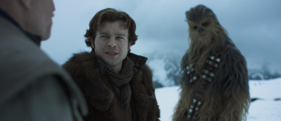 The Very First Teaser Trailer For Solo: A Star Wars Story Is Finally Here