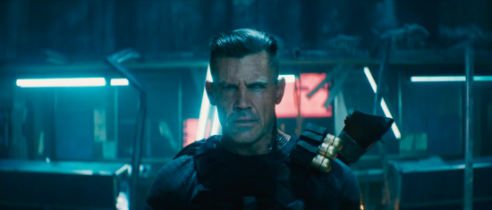 Cable Meets Deadpool In The New Trailer For Deadpool 2