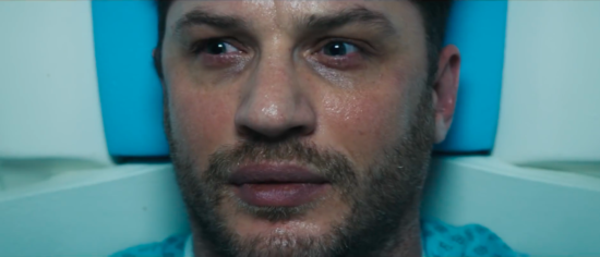 Venom's Very First Trailer Shows Tom Hardy's Eddie Brock Wrestling With His Demons