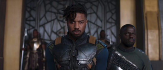 Michael B. Jordan Reportedly Returning To The MCU In A Killmonger Series