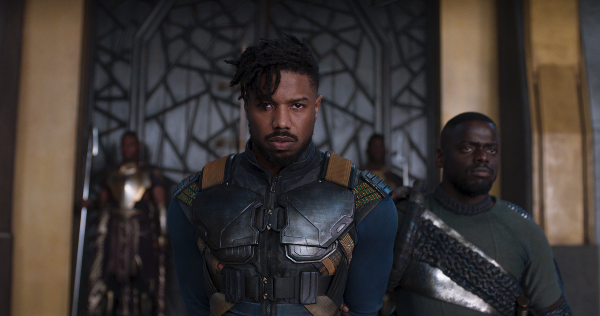 A Closer Look At Black Panther's Powerful Costume Design