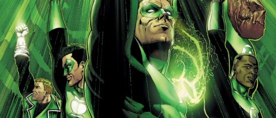 Green Lantern HBO Max Series Could Be Set In Multiple Time Periods