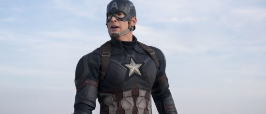 Chris Evans Returning As Captain America
