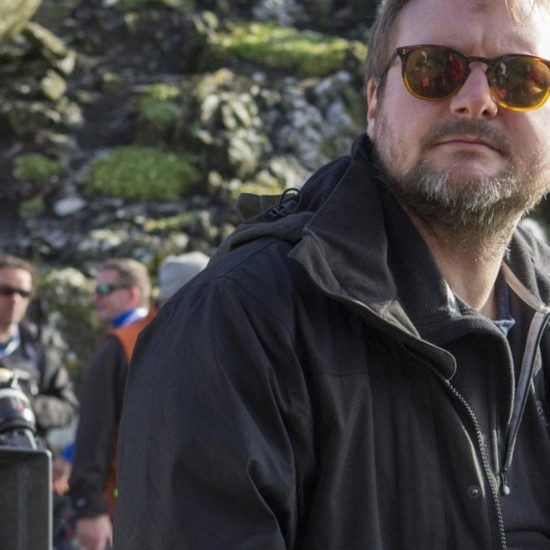 Star Wars Director Rian Johnson Won't Let The Last Jedi's Critics Affect His Star Wars Trilogy