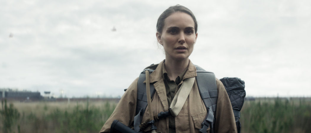 Natalie Portman in Annihilation from Paramount Pictures and Skydance