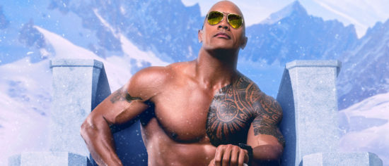 Dwayne Johnson Accepts His Razzie For Baywatch Like A Champ