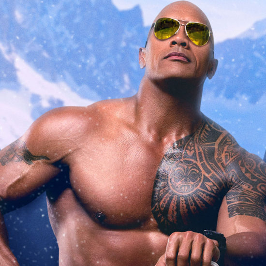 Dwayne Johnson Endorses Joe Biden For President And Some Fans Aren't Happy