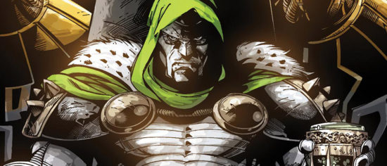 Black Panther 2 Might Feature Doctor Doom As One Of Its Villains