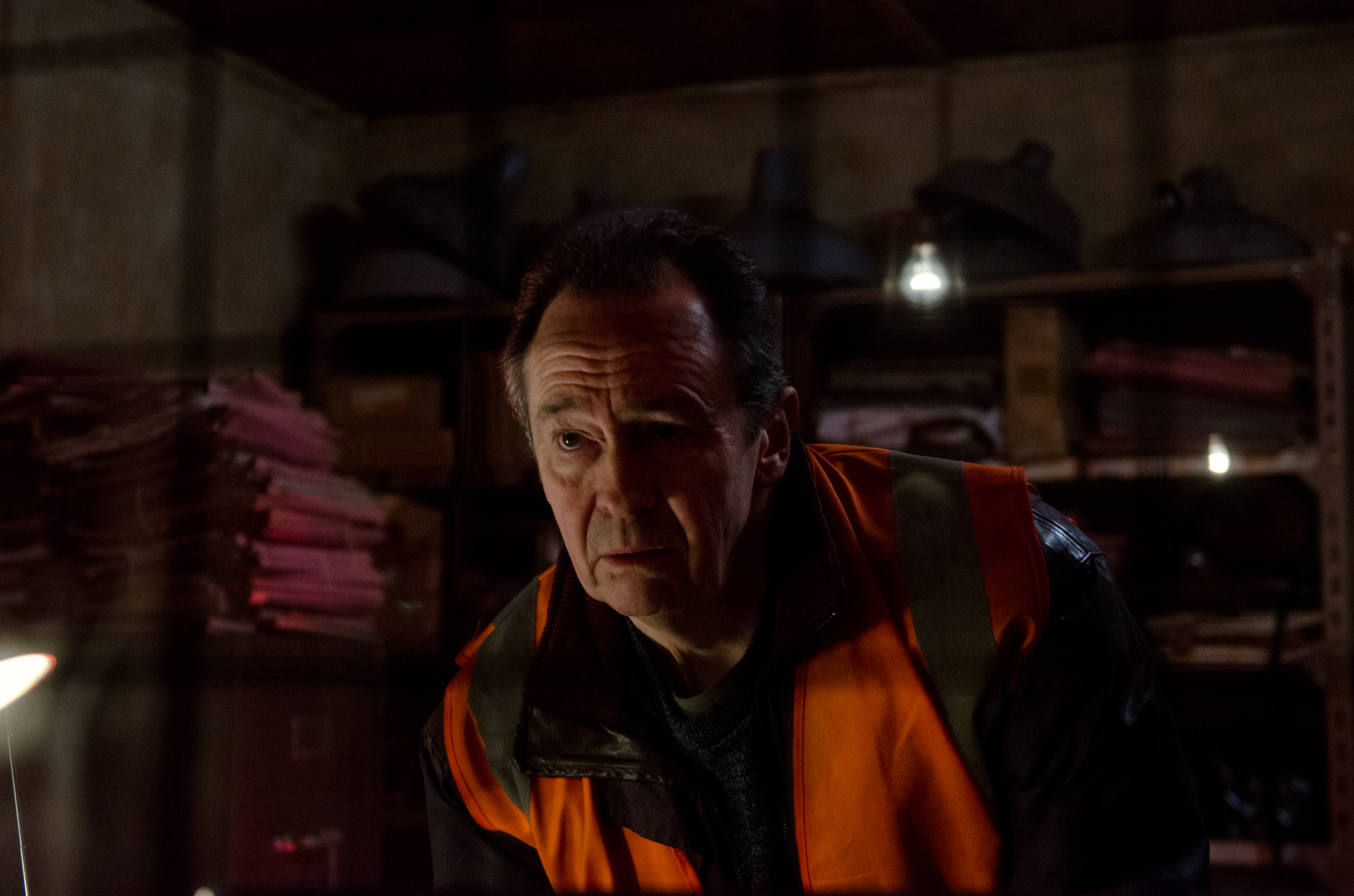 Paul Whitehouse in Ghost Stories