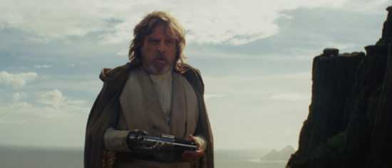 Mark Hamill Wants To See A Star Wars Horror Movie With Force Ghosts